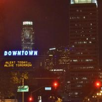 Downtown: Alert Today, Alive Tomorrow
