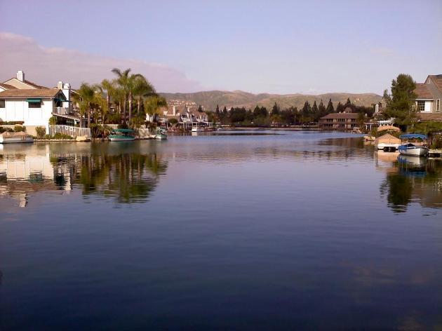 Yorba Linda Lake (2)