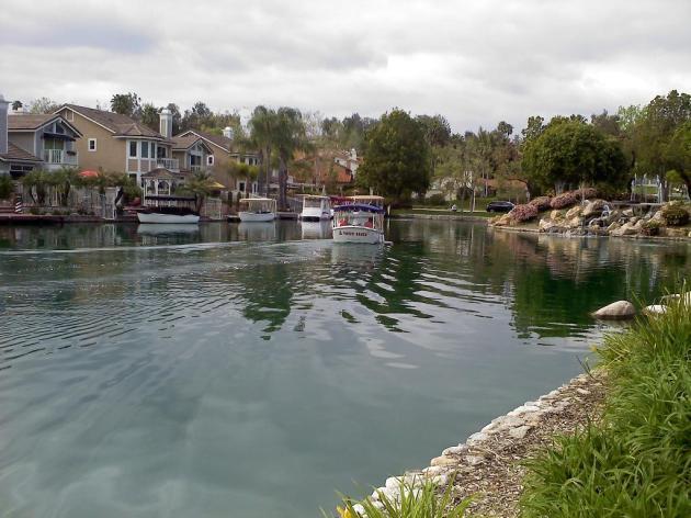 Yorba Linda Lake