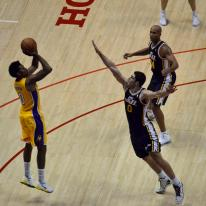 Lakers at Honda Center (2)