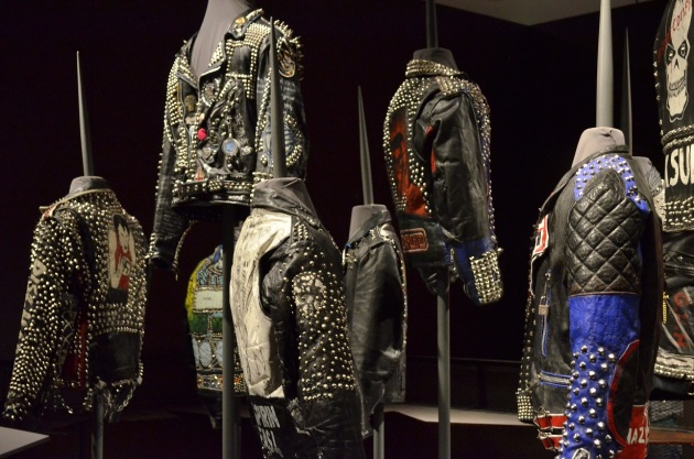 Customized motorcycle jackets created by various individuals in Seattle area , 1980s-1990s