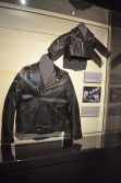 Muzeo Black Leather Jacket (45)