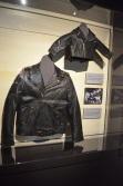 Muzeo Black Leather Jacket (45)