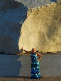Crazy Rock Love Petroglyph