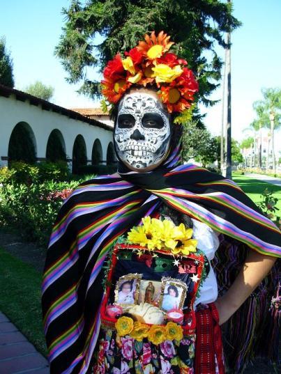 Dia de Los Muertos at the Bowers