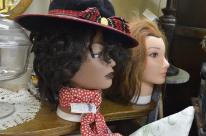 Mannequin heads (7)