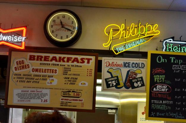 Eat Here! (Philippe's)