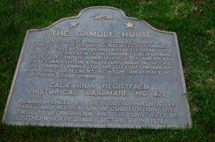 Gamble House (2)