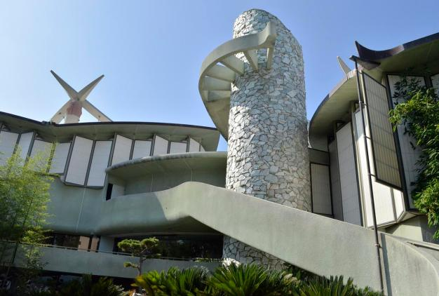 Japanese Pavilion at LACMA (1)
