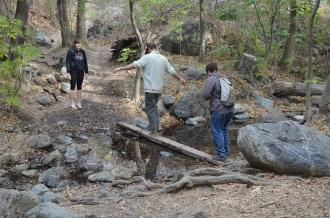 Hiking Holy Jim Trail (5)
