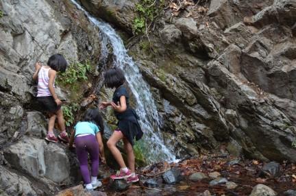 Hiking Holy Jim Trail