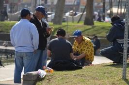 MacArthur Park pics with Jeanne 059
