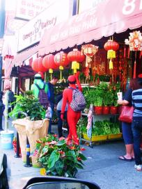 Chinatown Superheroes
