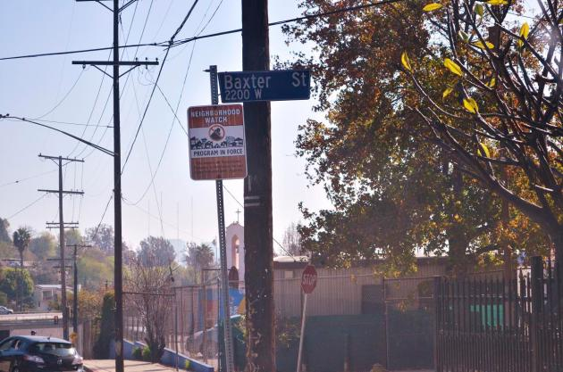 Silver Lake to Angelino Heights, part 1 (10)