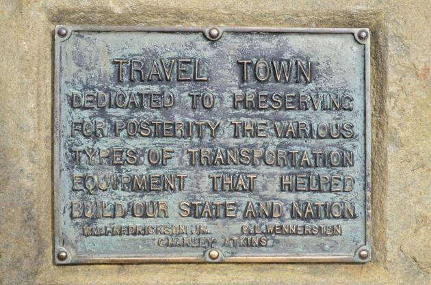 Travel Town, part 1 (2)