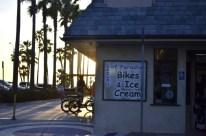 Bikes and Ice Cream!