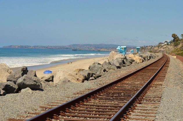 Seaside Tracks