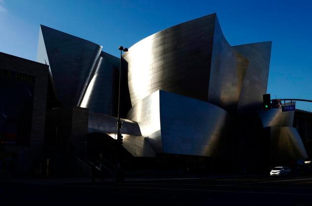 Concert Hall as Sculpture