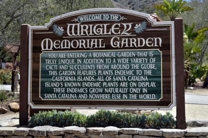 Catalina's Wrigley Memorial Garden (1)