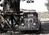 Vintage Pickup Truck