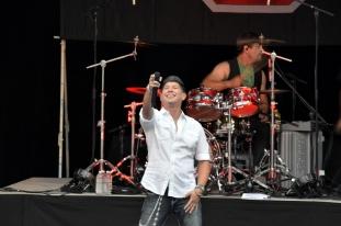 Juan Del Castillo, DSB Band