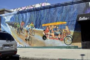 Fun mural