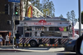 Food truck's are everywhere