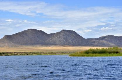 Pontoon Boating on Lake Perris (11)