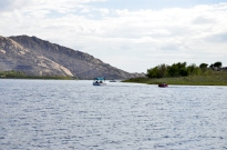 Pontoon Boating on Lake Perris (13)