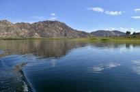 Pontoon Boating on Lake Perris (15)