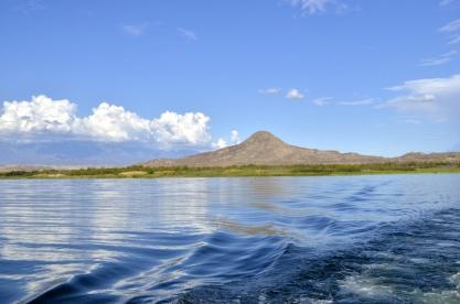 Pontoon Boating on Lake Perris (16)