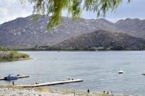 Pontoon Boating on Lake Perris (2)