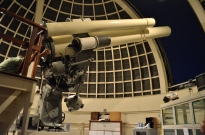 Telescope at Griffith Observatory