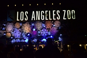 Los Angeles Zoo Holidays Lights (1)