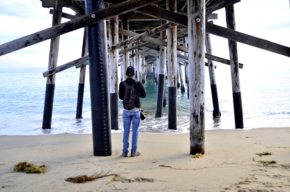 Newport Beach Pier as Subject (1)