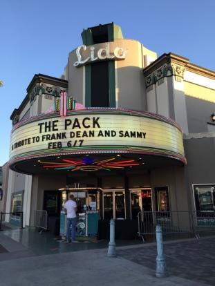 Rat Pack Tribute at Lido (1)