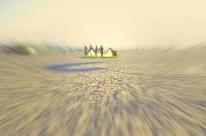 Sandstorm or eerie?