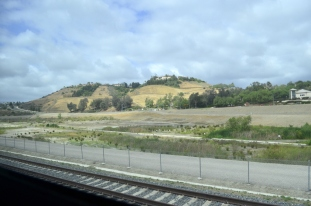 Beautiful rolling hills