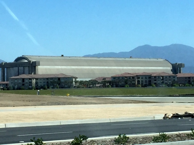 Massive Hangar in Tustin