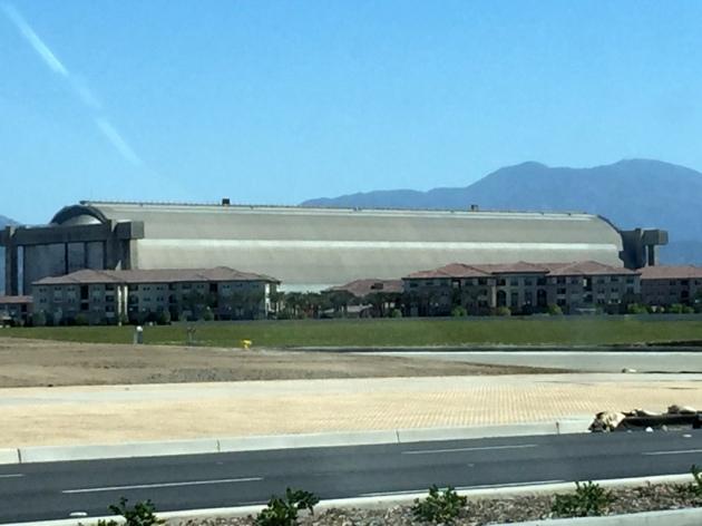 Massive Hangar in Tustin