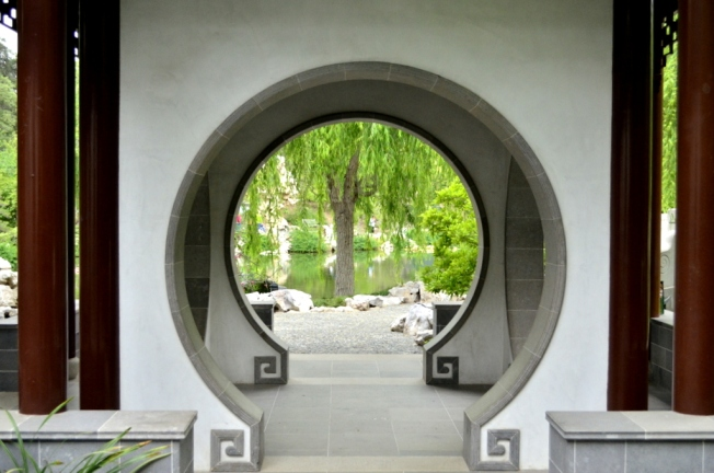 Through the Archway (1)