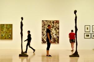 Modern Art and People at MOCA (7)