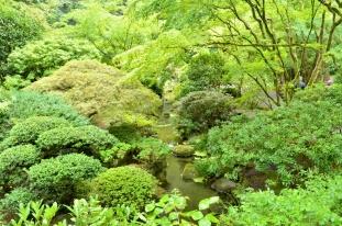 Portland's Japanese Garden, part 1 (10)