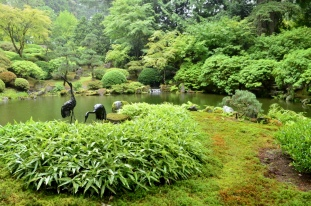 Portland's Japanese Garden, part 1 (11)
