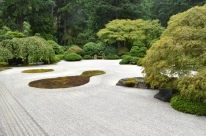 Portland's Japanese Garden, part 1 (4)