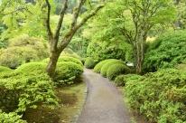 Portland's Japanese Garden, part 1 (5)