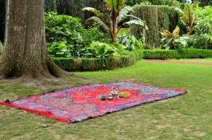 Rose Garden Carpet