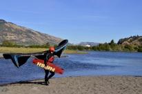 Parasailing Oregon's Columbia River Gorge (12)