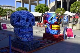 Dia de los Muertos in Los Angeles, part 1 (10)