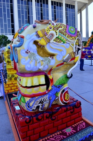 Dia de los Muertos in Los Angeles, part 1 (12)